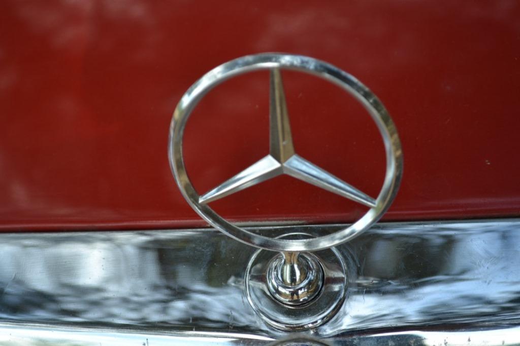 Mercedes за 99 миллионов: Дорогие машины в России продаются всё лучше