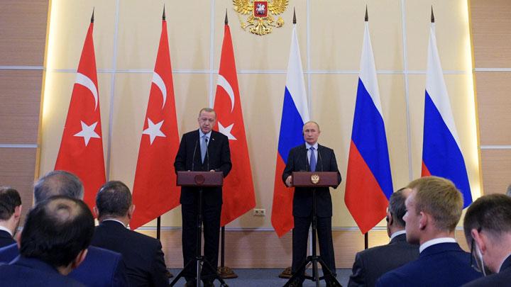 Германия хочет украсть у Путина победу в Сирии