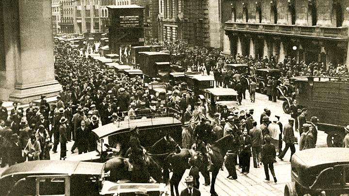 Валентин Катасонов: К 90-летию «чёрных» дней октября 1929 года