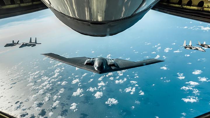 США готовят на Россию «Налётчика»