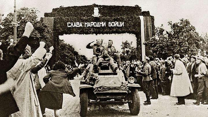 освобождение Болгарии