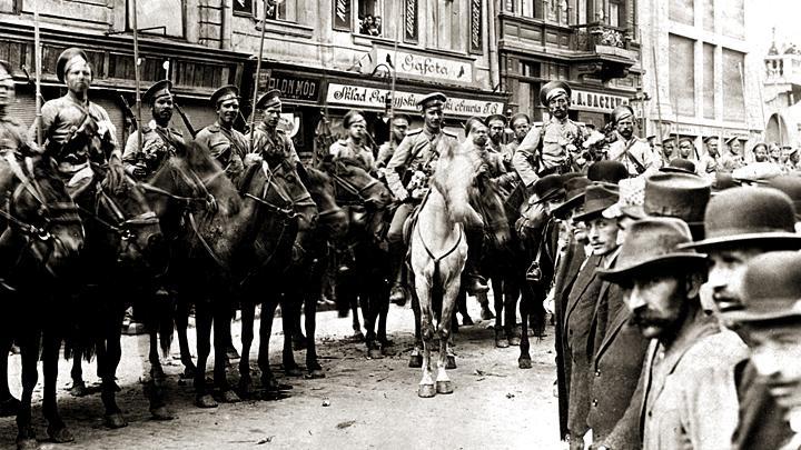 взятие Львова