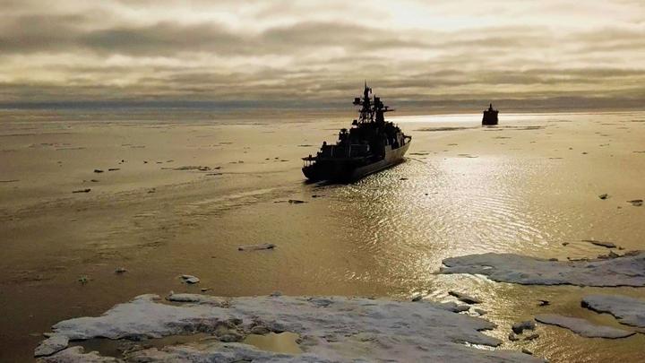 «Оникс» показал, кто в Арктике хозяин