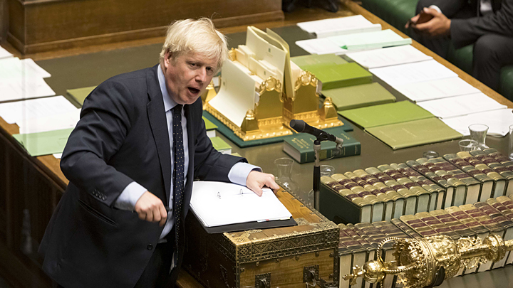 Дайджест СМИ: Парламент Британии нанёс удар Джонсону, Пентагон нашёл деньги на стену