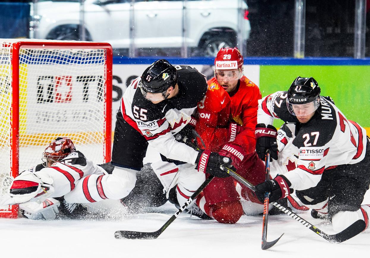 Россия - Канада - 4:5. Фото: globallookpress.com