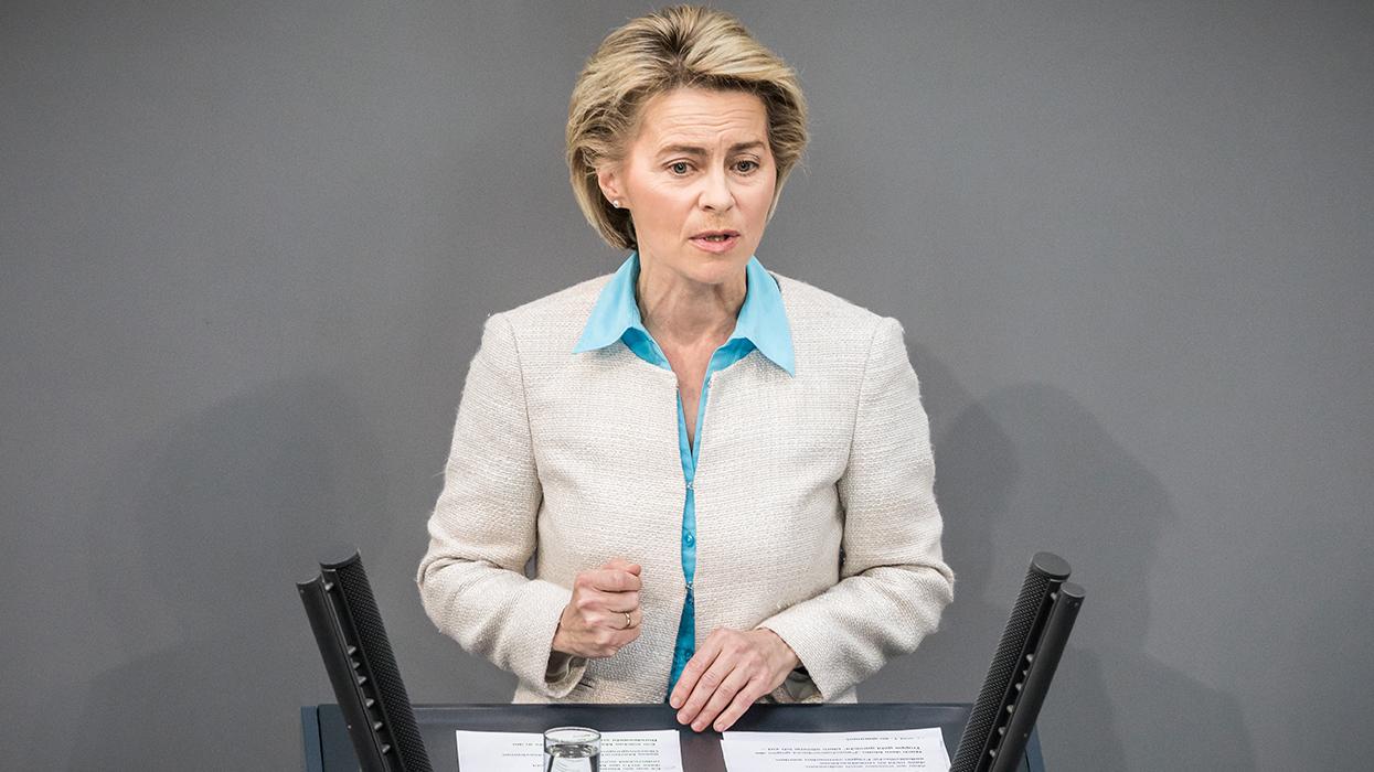 Министр обороны ФРГ: В бундесвере