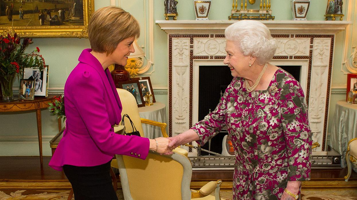Никола Стерджен брексит шотландия референдум