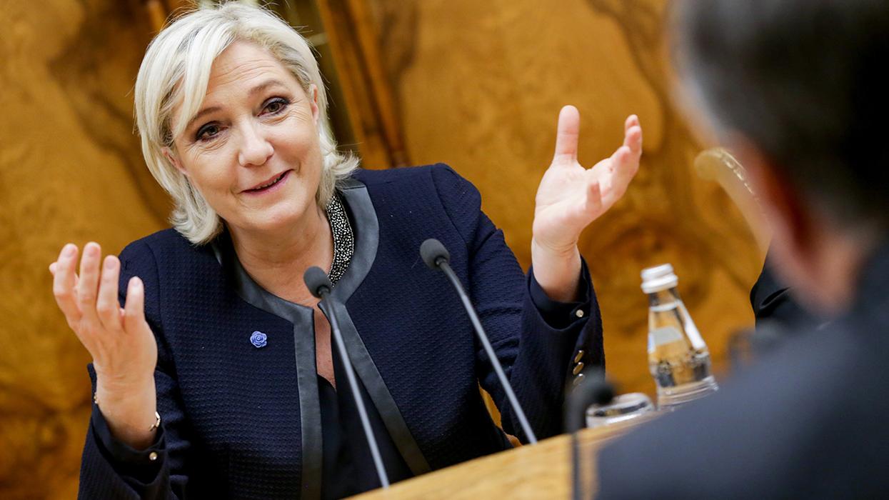 марин ле пен франция россия госдума