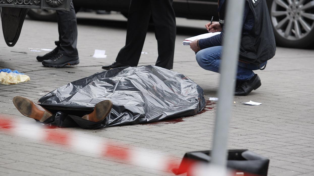 В Киеве убит бывший депутат Госдумы РФ Денис Вороненков