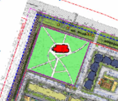 Схема строительства храма