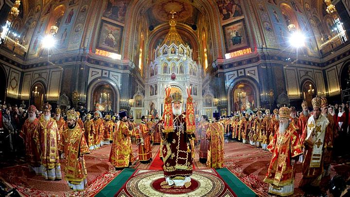 русская православная