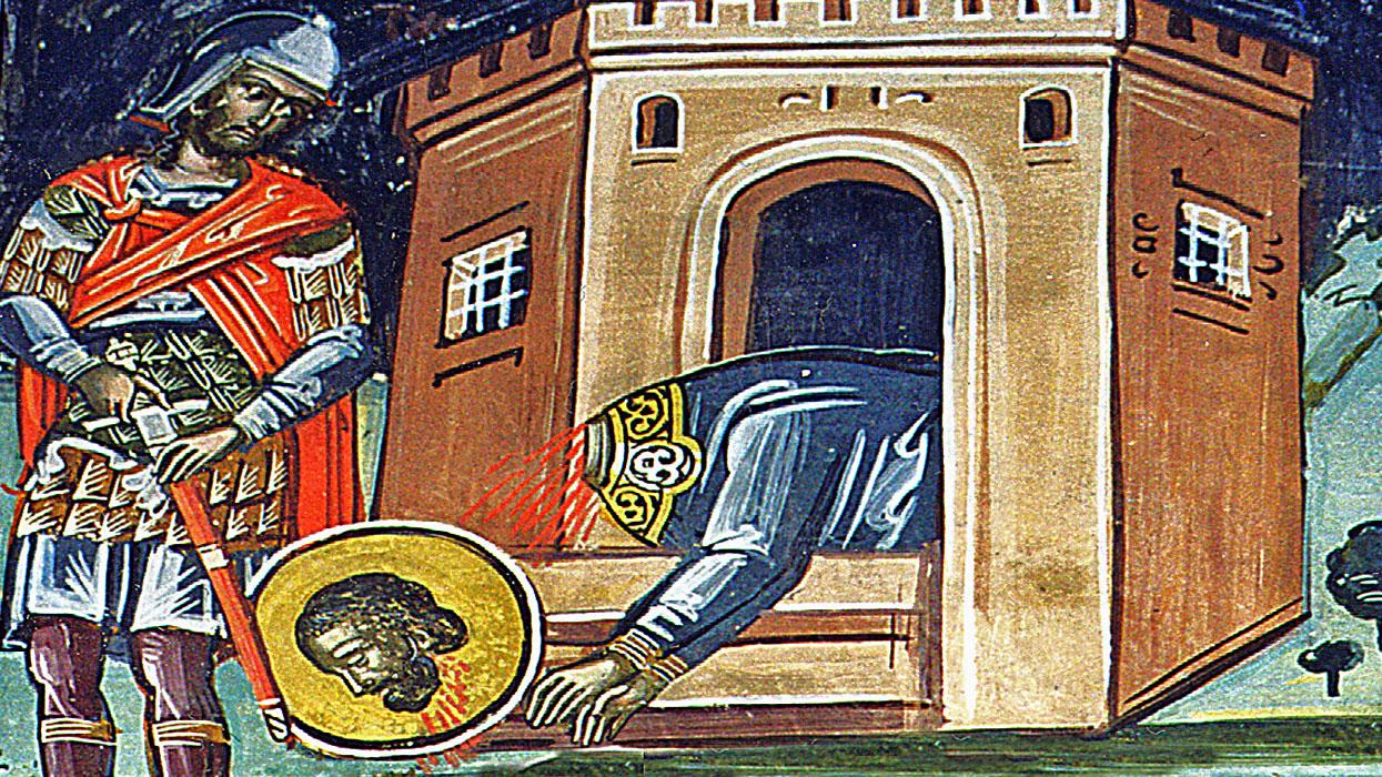 Священномученик Андроник (Никольский). Православный календарь на 20 июня