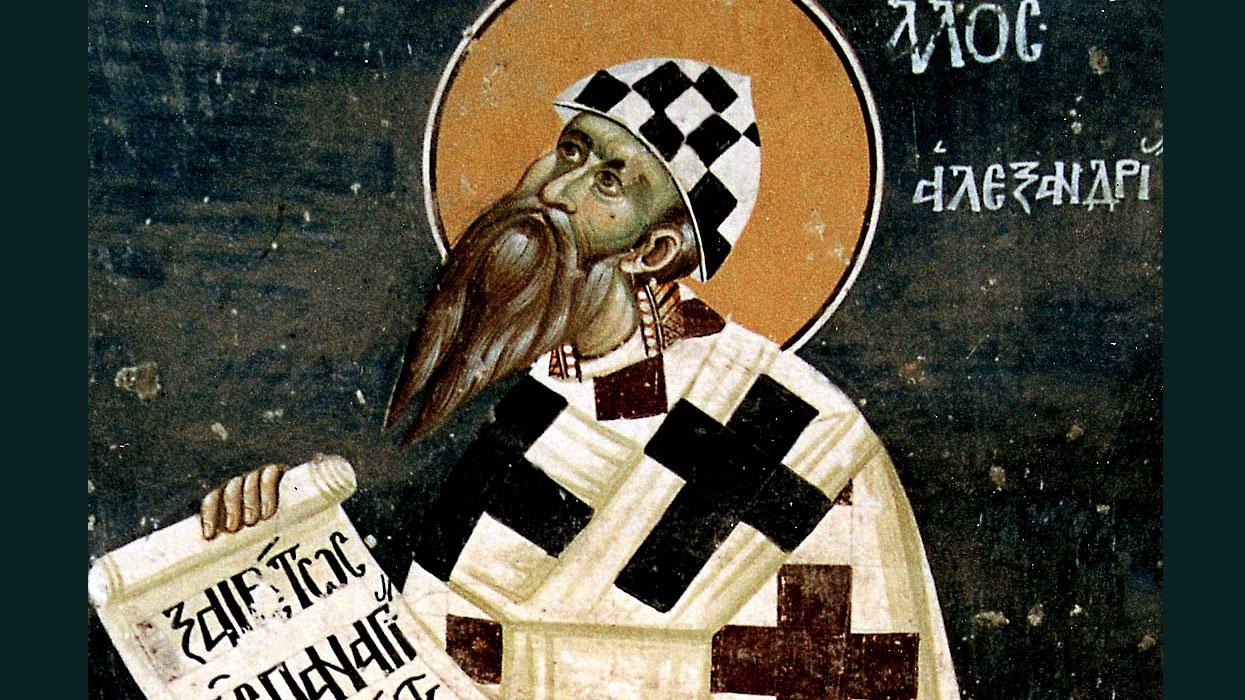Праведный Алексий Московский. Православный календарь на 22 июня