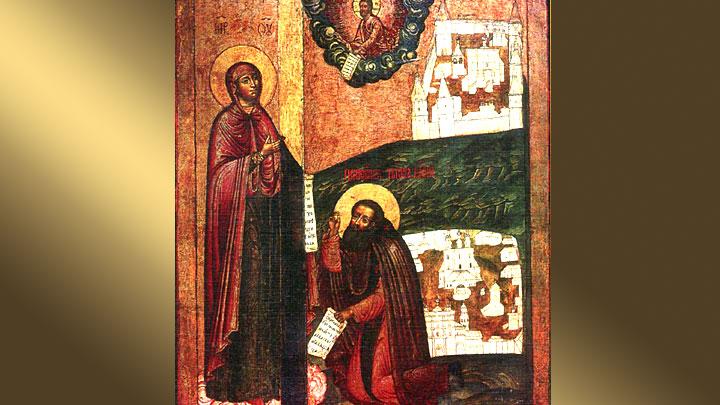 Преподобная Пелагия Антиохийская. Православный календарь на 21 октября