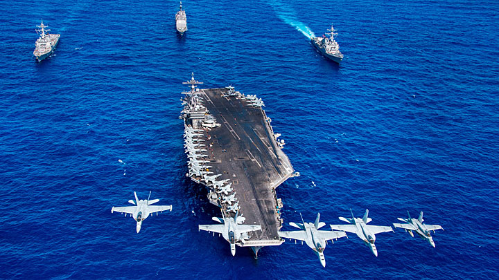 флот США