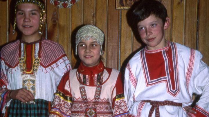 русские в Тыве