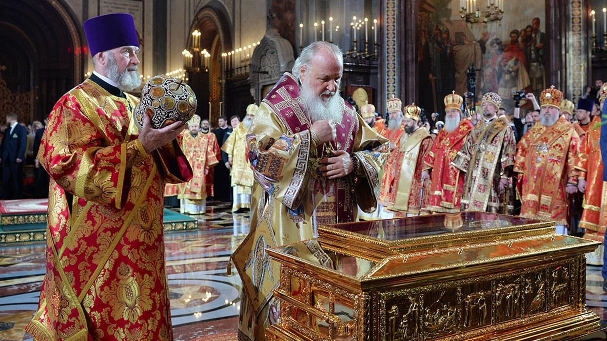 «Никола Вешний». Православный календарь на 22 мая