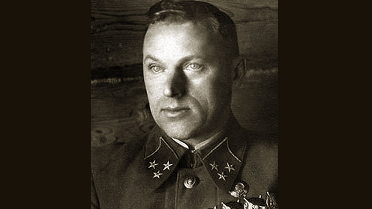 Рокосовский