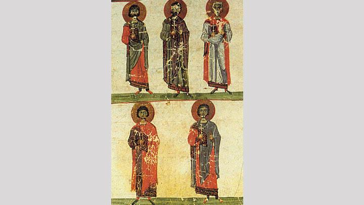 Шуйская-Смоленская икона Божией Матери. Православный календарь на 15 ноября
