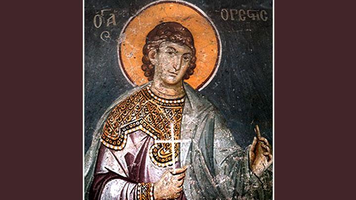 Колесование великомученика Георгия Победоносца. Православный календарь на 23 ноября