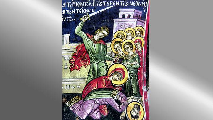 Преподобный Иов Почаевский. Православный календарь на 10 ноября