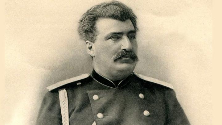 Пржевальский