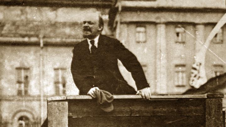 Настоящий Ленин: Классовая ненависть, предательство Отечества и разжигание Гражданской войны