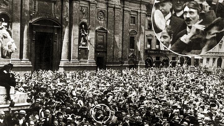 Адольф Гитлер – величайший провокатор в истории