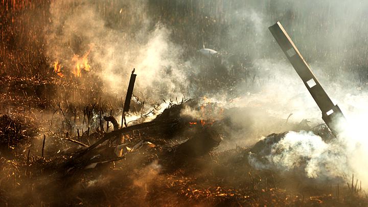 Почему жители Забайкалья поджигают собственные степи