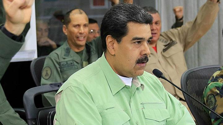 Венесуэла не продаётся. Россия предостерегла США от вторжения