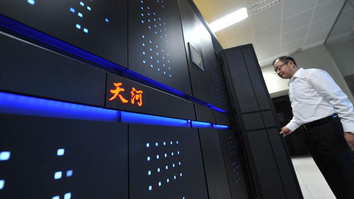 Суперкомпьютеры топ 500