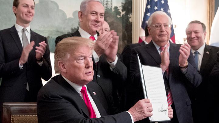 Израиль и США испытывают на прочность союз России и Ирана