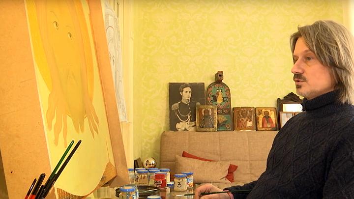 Как создаётся главная икона армии России, на которую пожертвовал деньги Путин