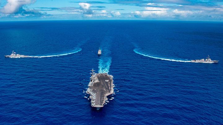 Китай готовится к войне. С кем?