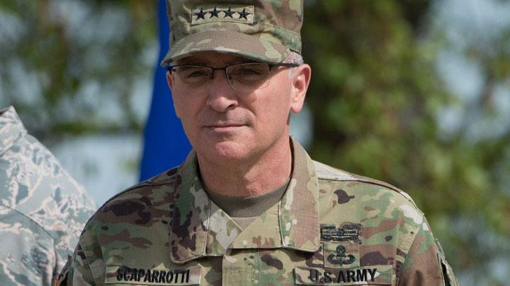 Американский генерал взнуздает Россию. В Арктике и по всему миру