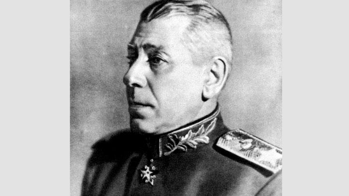 Бывший полковник Императорской Российской Армии Борис Михайлович Шапошников