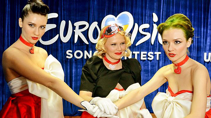 «Щас спою!»: Кого из политиков Украина могла бы отправить на «Евровидение»