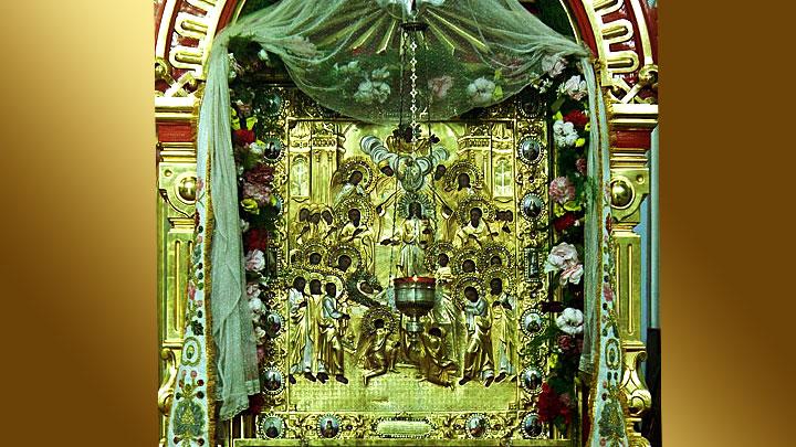 Апостол от 70-ти Онисим. Православный календарь на 28 февраля