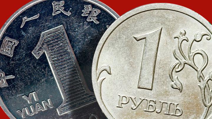 рубль-юань