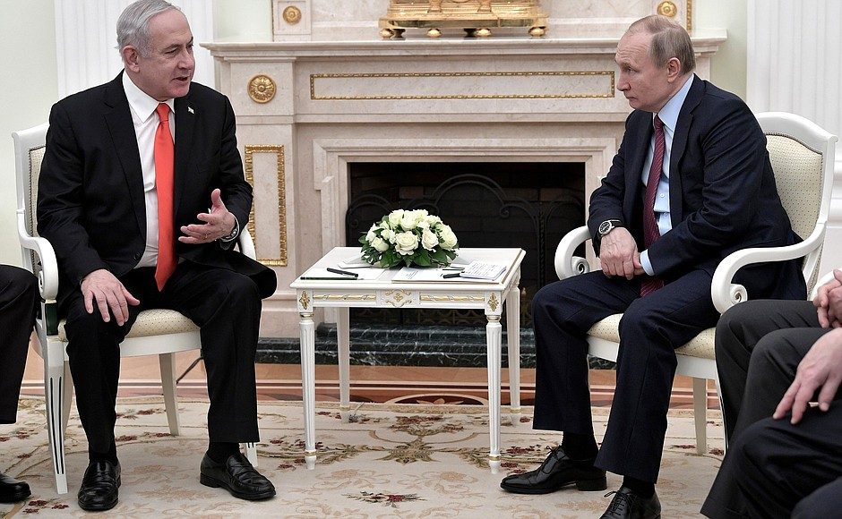Израиль обманул Россию