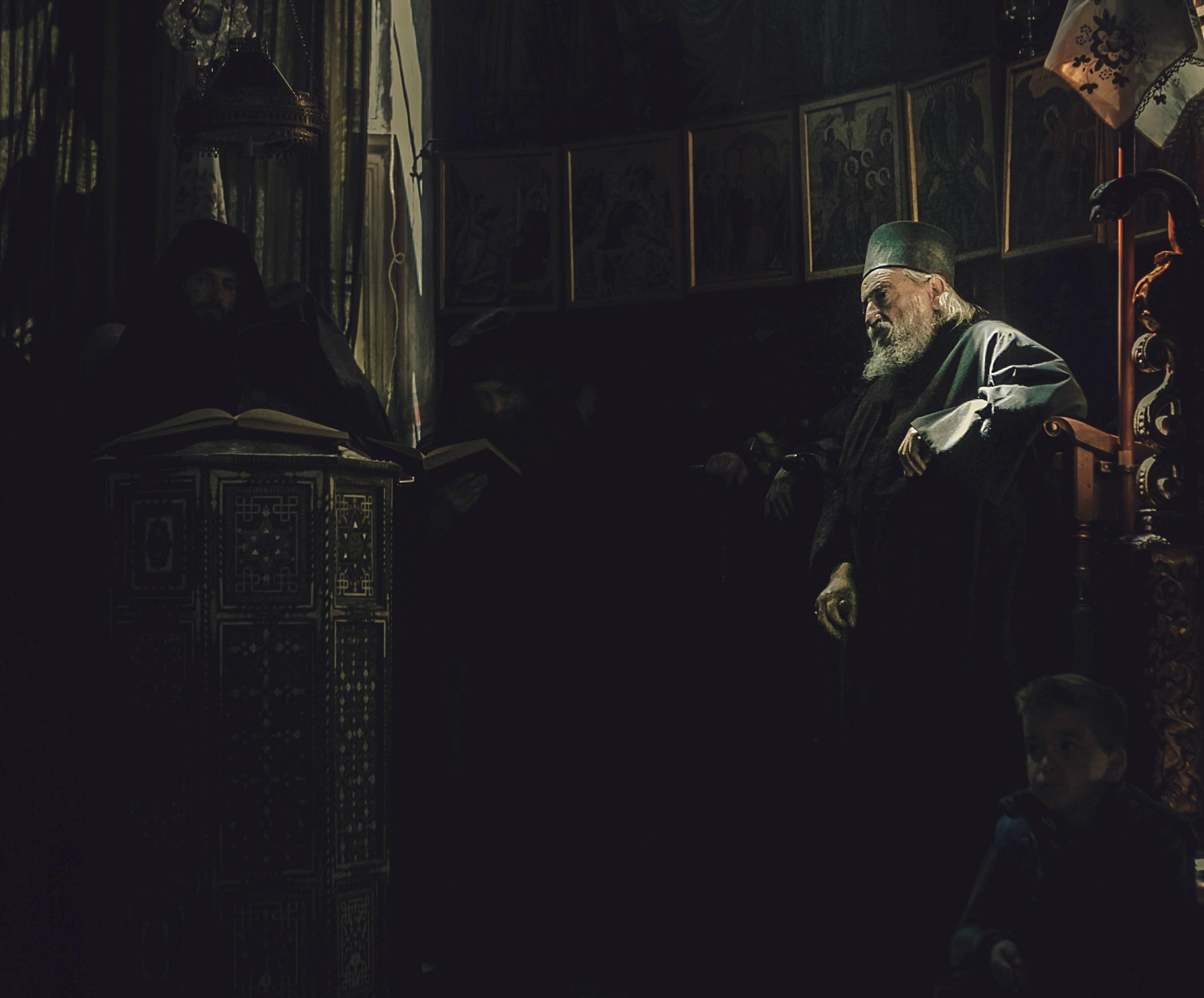"""Где ты, Адам?"""": В Москве покажут фильм об уникальном афонском монастыре"""