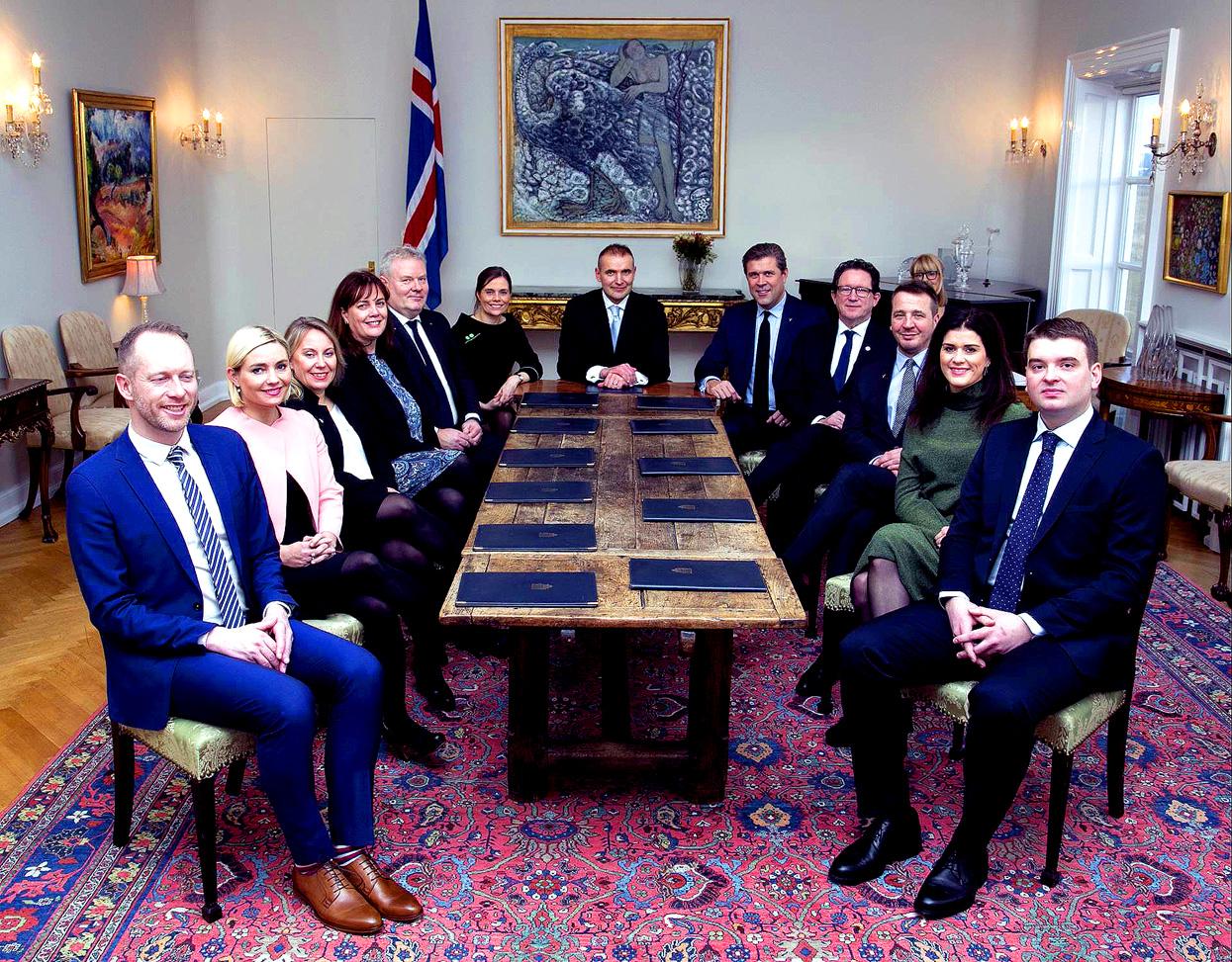 Правительство Исландии. Фото: globallookpress.com