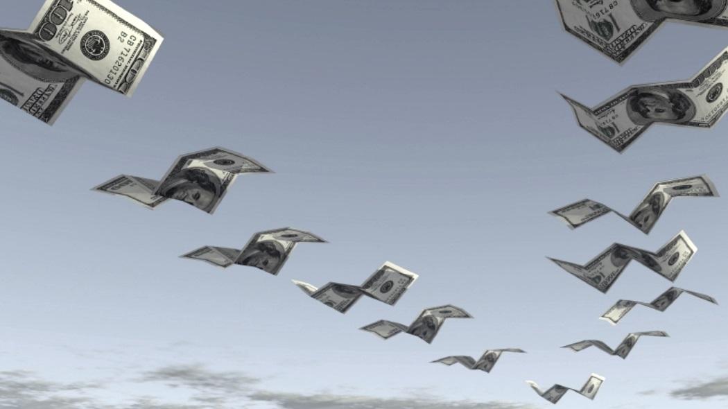 Отток капитала