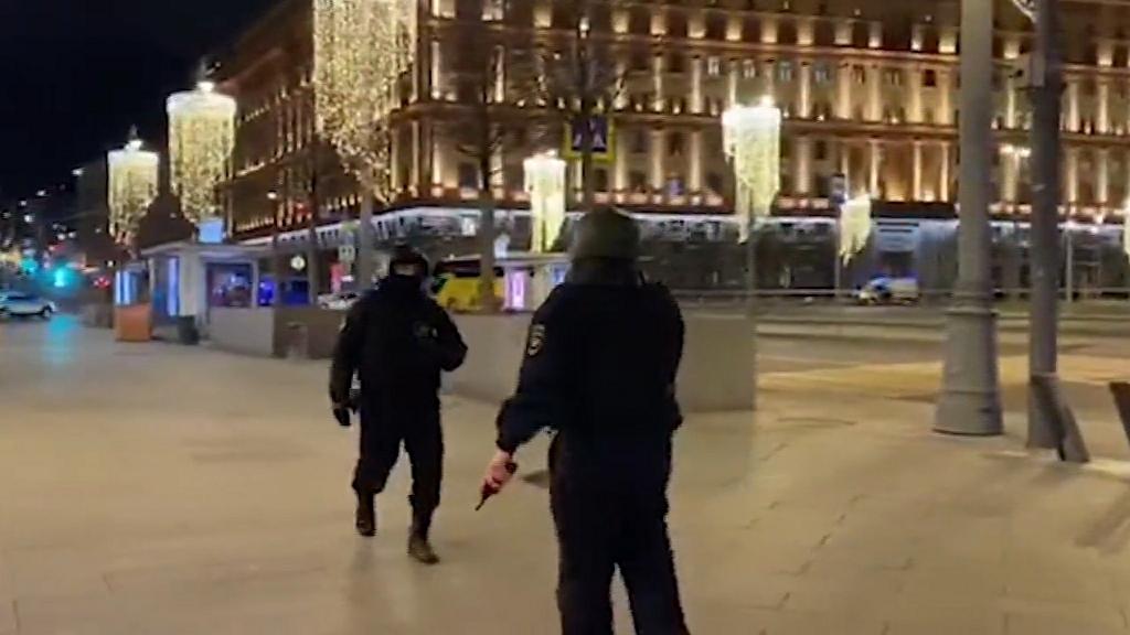 Версия: «Лубянский стрелок» устроил теракт по указке западных спецслужб