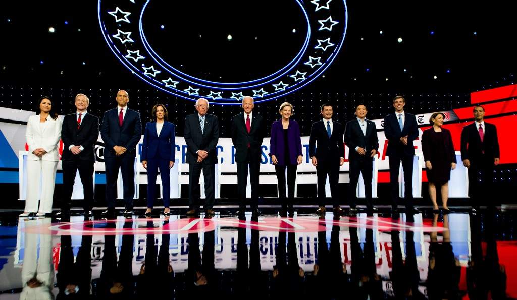 Сплетни бабки Клинтон: Кремль нашёл США нового президента на 2024 год