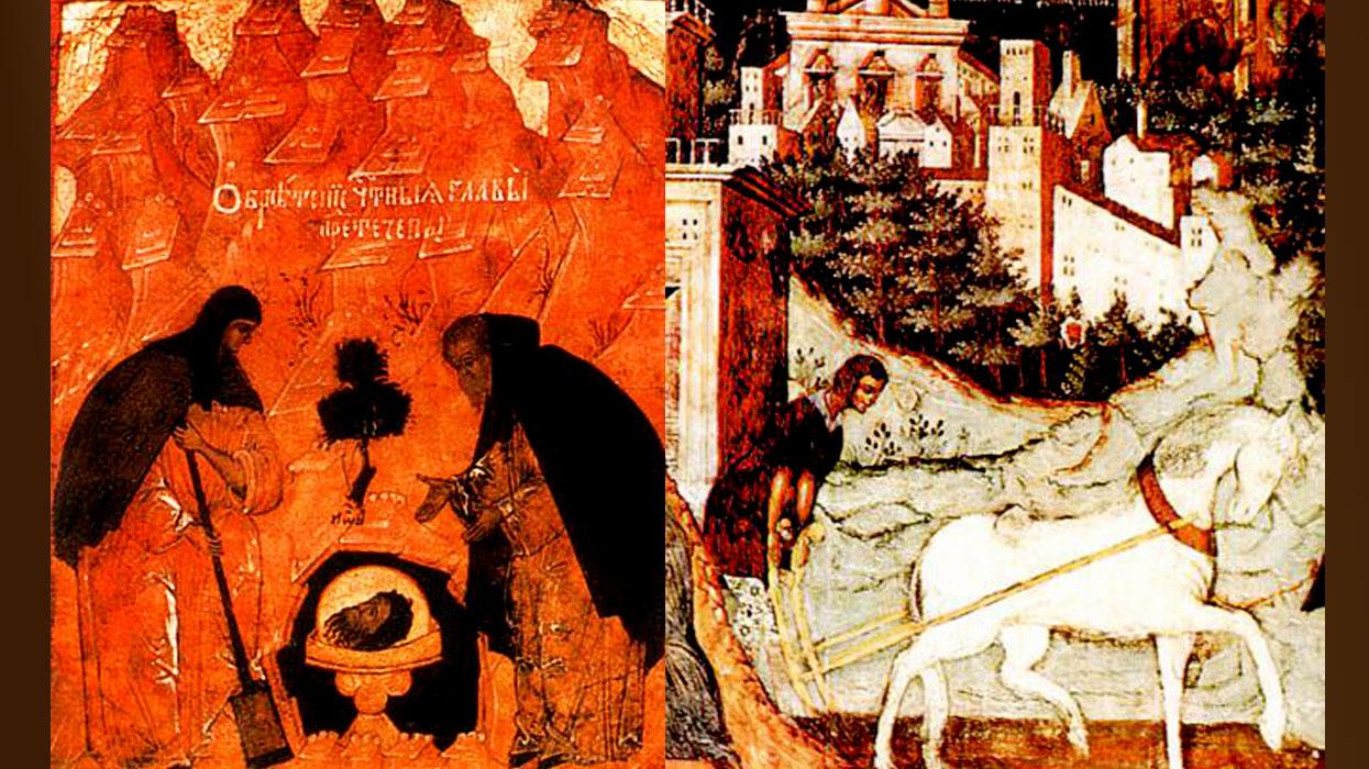 Святой Иоанн Креститель. Православный календарь на 9 марта