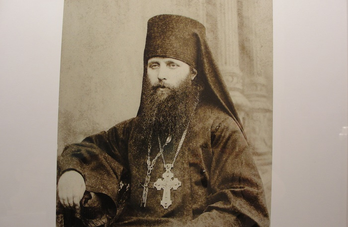 Святой Аристоклий Афонский (1848 - 1918) Фотография П.А.Пономарева 1893-1894