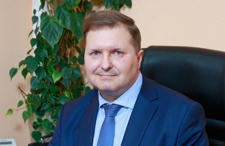 Александр Старков работает в министерстве 10 лет. Фото: минфин Свердловской области.