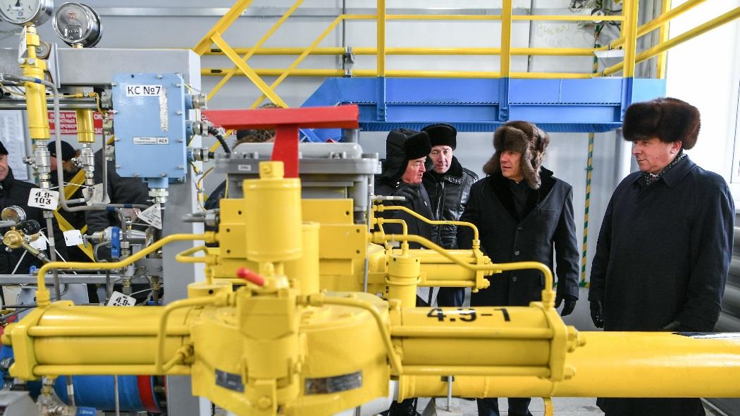 Газпром-Нафтогаз