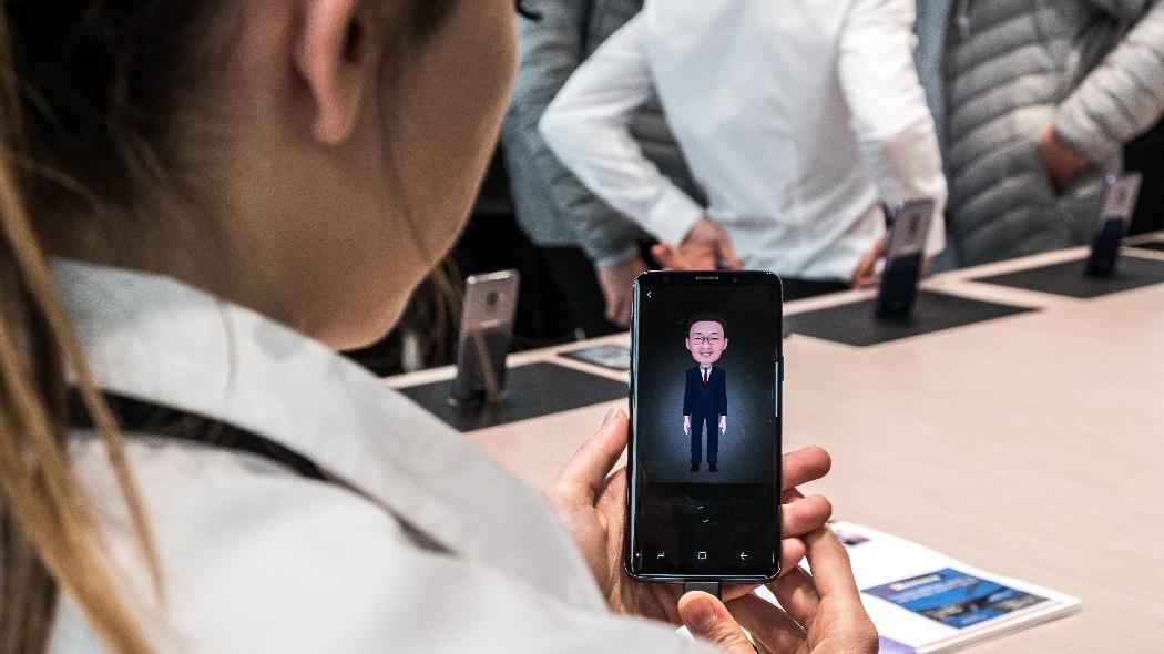 Новый флагманский смартфон Samsung Galaxy S9